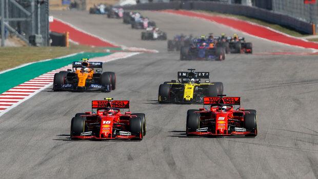 Ferrari - GP USA 2019