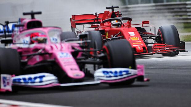 Ferrari - GP Ungarn 2020