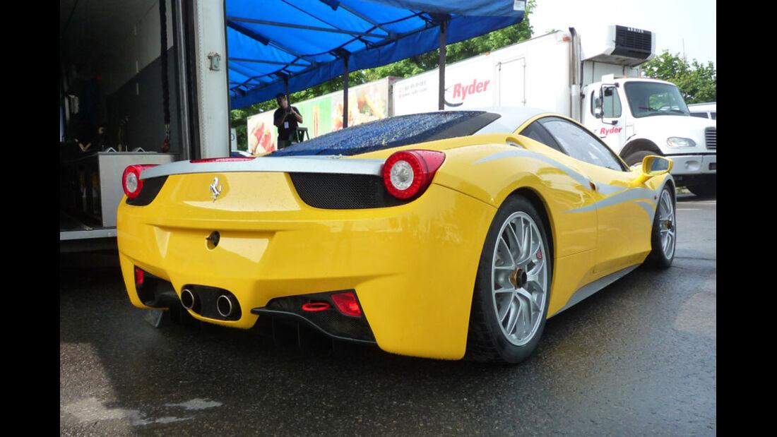 Ferrari GT GP Kanada 2011