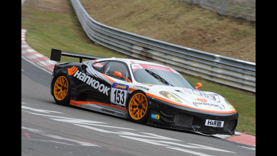 Ferrari GT2 schwarz orange weiß