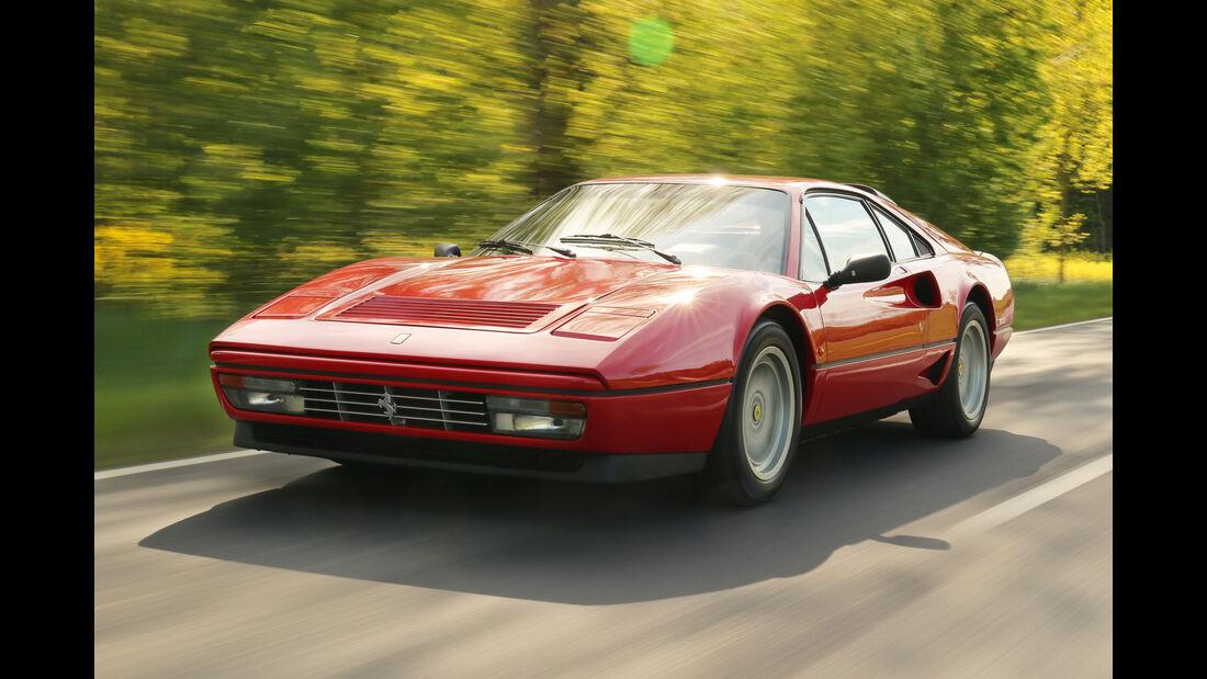 Ferrari GTB Turbo, Frontansicht