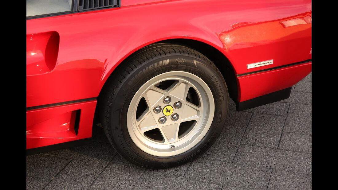 Ferrari GTB Turbo, Rad, Felge