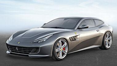 Ferrari GTC4 Lusso, Best Cars 2020, Kategorie G Sportwagen