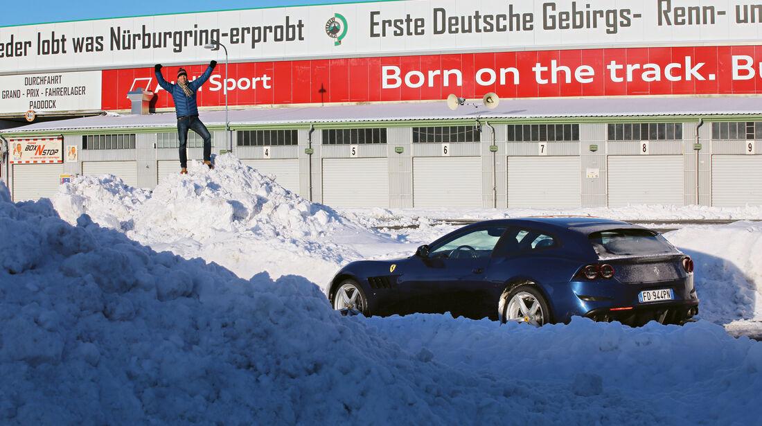 Ferrari GTC4 Lusso, Christian Gebhardt