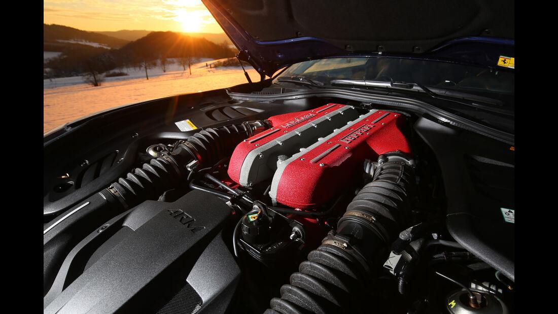 Ferrari GTC4 Lusso, Motor