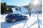 Ferrari GTC4 Lusso, Seitenansicht