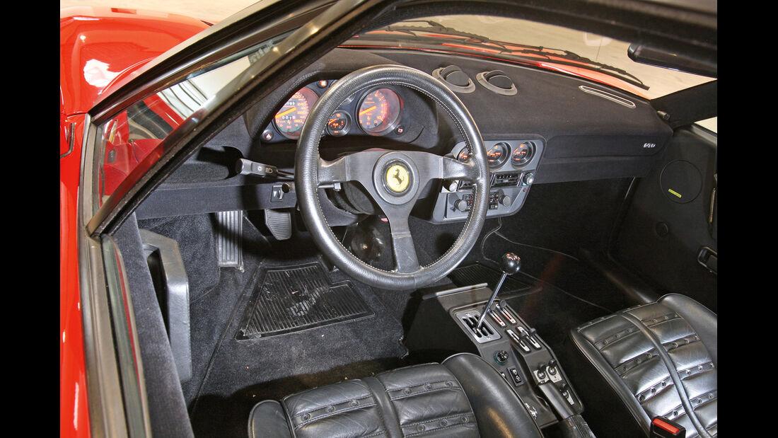 Ferrari GTO, Lenkrad