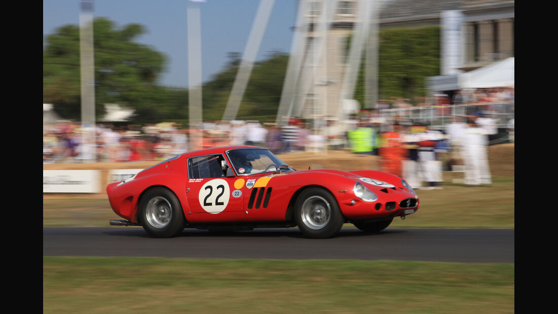 Ferrari Goodwood 2013