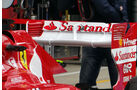 Ferrari Heckflügel - Formel 1 - GP England - 27. Juni 2013