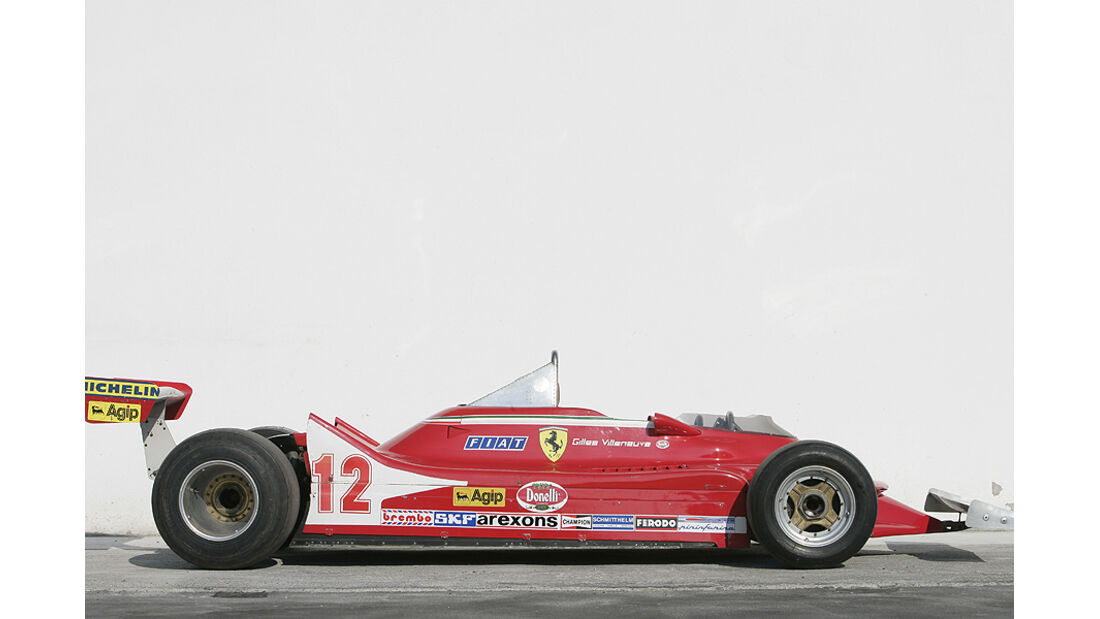 Ferrari Historie Ferrari 312T4
