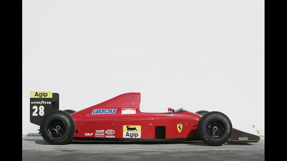 Ferrari Historie Ferrari 639