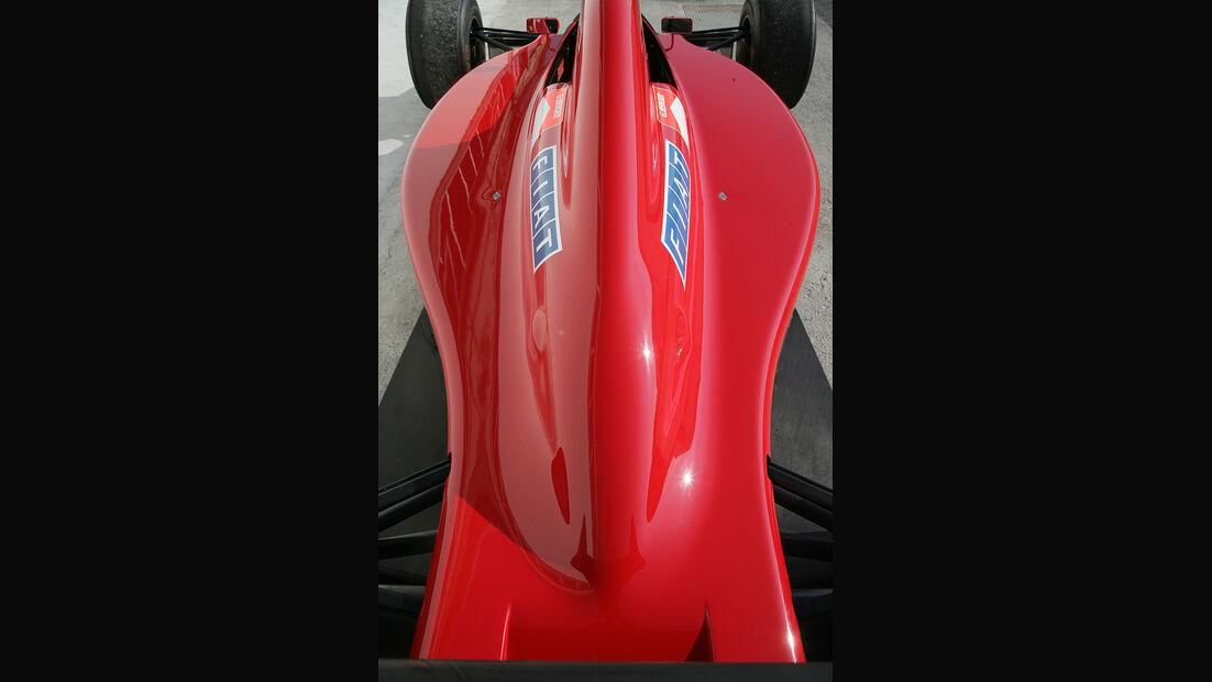 Ferrari Historie Ferrari 639 Heck