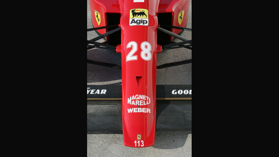 Ferrari Historie Ferrari 639 Nase