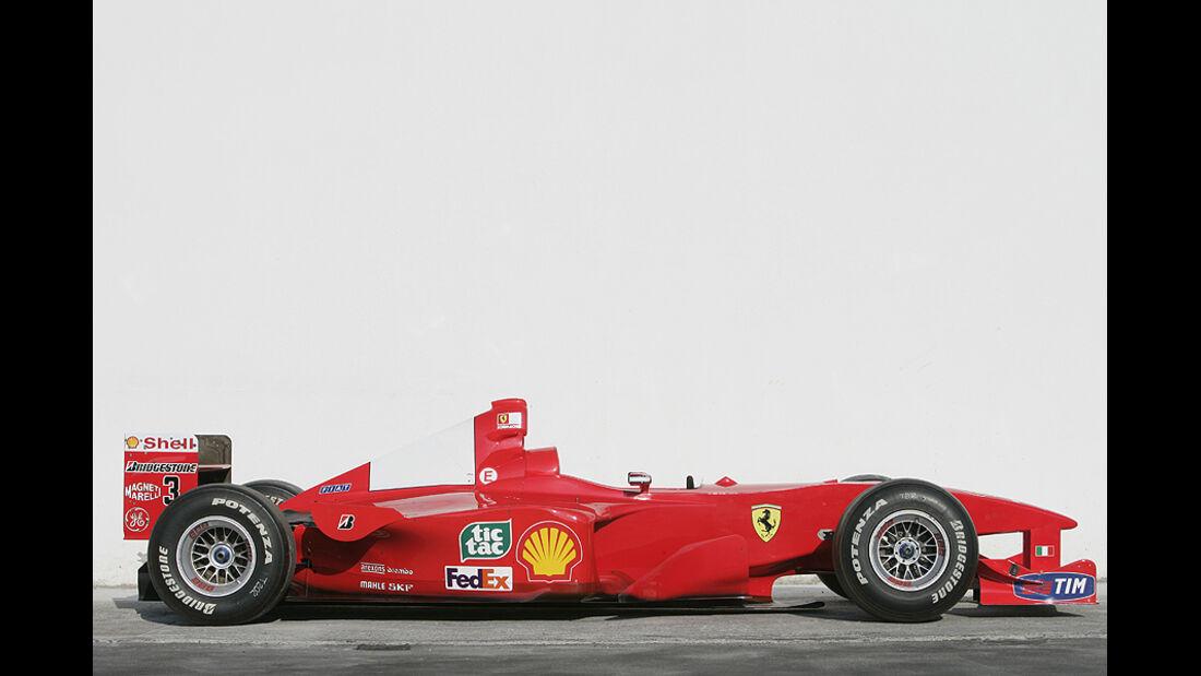 Ferrari Historie Ferrari F1-2000