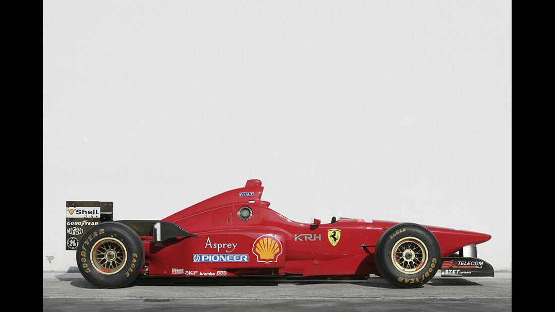 Ferrari Historie Ferrari F310