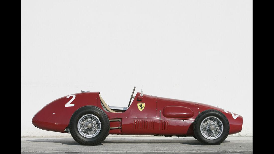 Ferrari Historie Ferrari Tipo 500