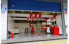 Ferrari - Impressionen - Jerez - Formel 1-Test - 30. Januar 2015