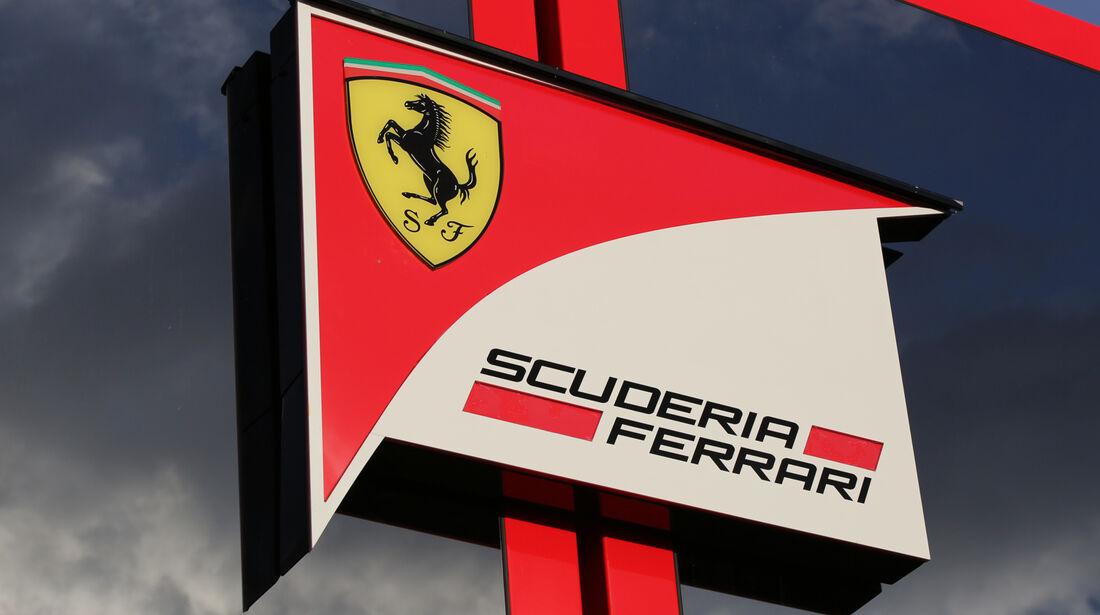 Ferrari - Jerez Test 2015