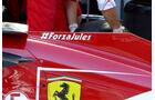Ferrari - Jules Bianchi-Tribute - GP Russland 2014