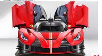 Ferrari LMP1 Concept - Daniele Pelligra - 2014