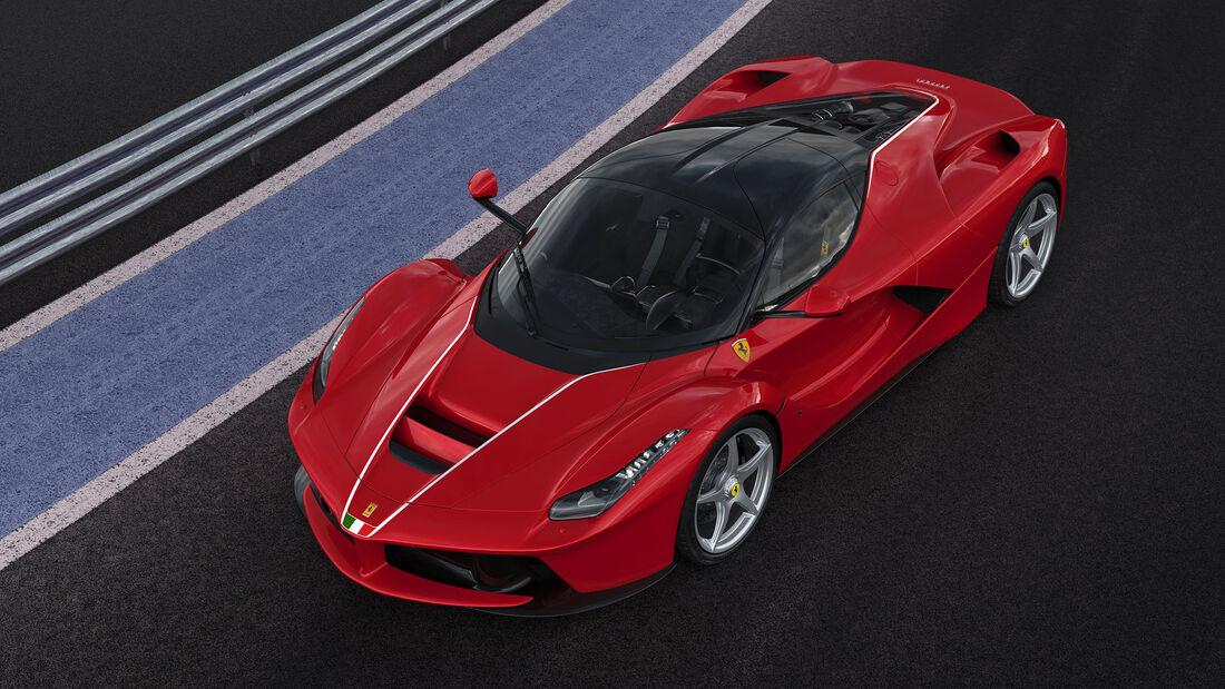 Ferrari La Ferrari - 500. Exemplar - Hybrid - Supersportwagen