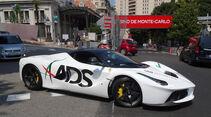 Ferrari La Ferrari - Carspotting - GP Monaco 2017