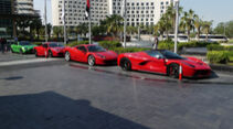 Ferrari LaFerrari - Carspotting - GP Abu Dhabi 2019