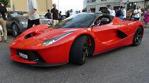 Ferrari LaFerrari - Carspotting - GP Monaco 2016
