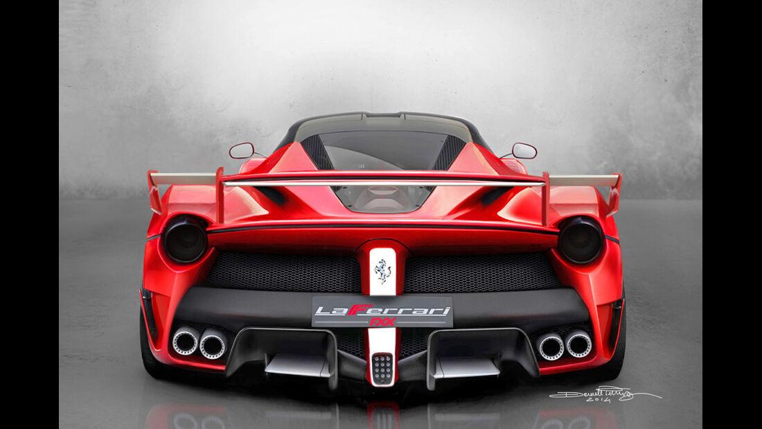 Ferrari LaFerrari FXX Concept - Daniele Pelligra - 2014