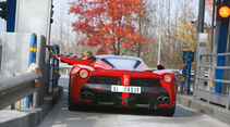 Ferrari LaFerrari, Heckansicht