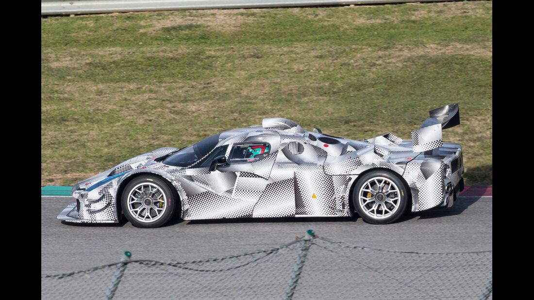 Ferrari LaFerrari - Rennsport-Prototyp - LMP1 / F1