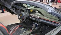 Ferrari LaFerrari Spider Paris 2016