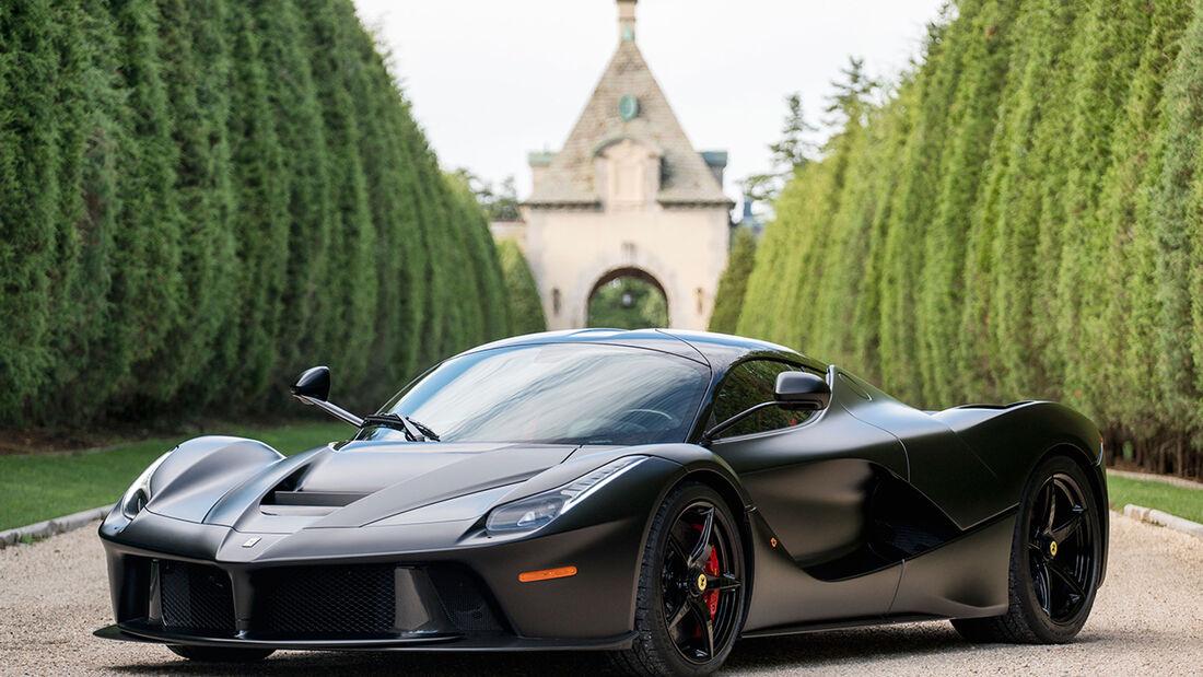 Ferrari LaFerrari - Supersportwagen - Mecum Auctions - August 2016