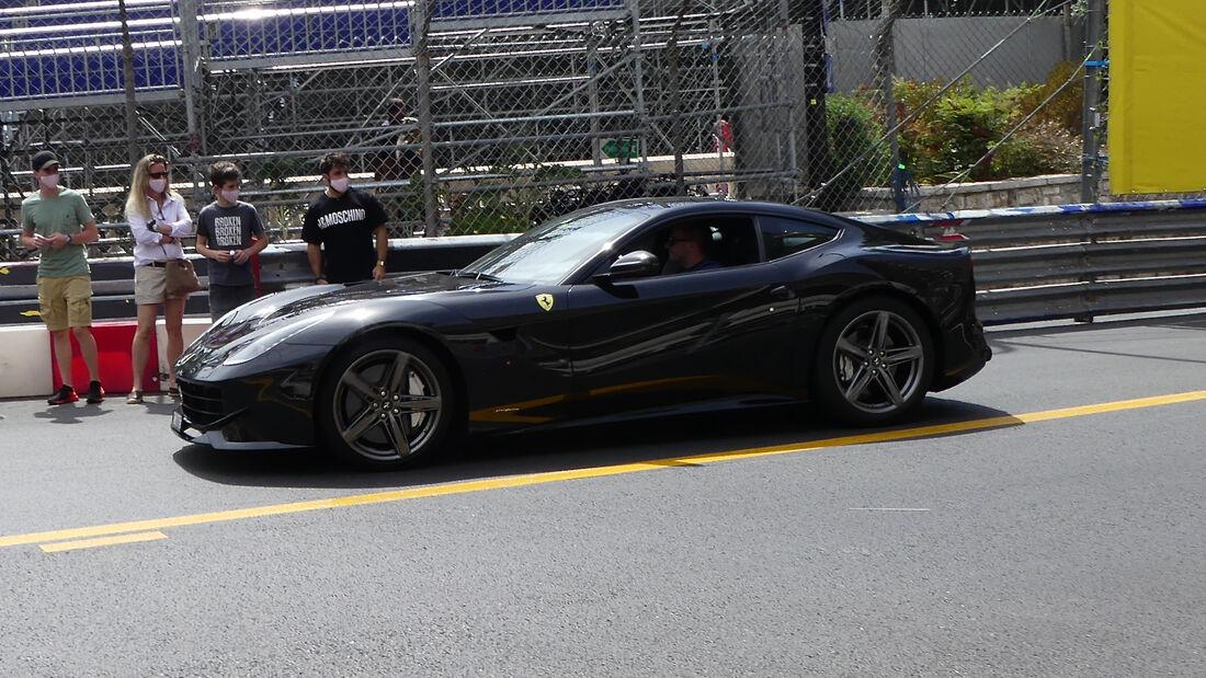 Ferrari - Luxusautos - Formel 1 - GP Monaco - 21. Mai 2021