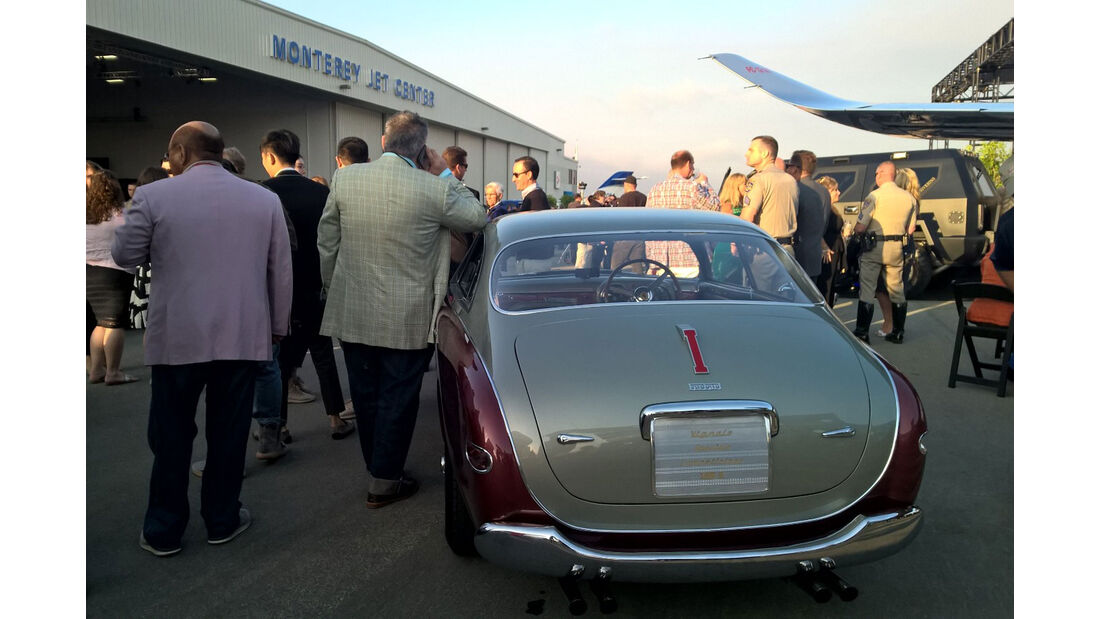Ferrari - McCall's Motorworks Rivival - Monterey - Pebble Beach 2016