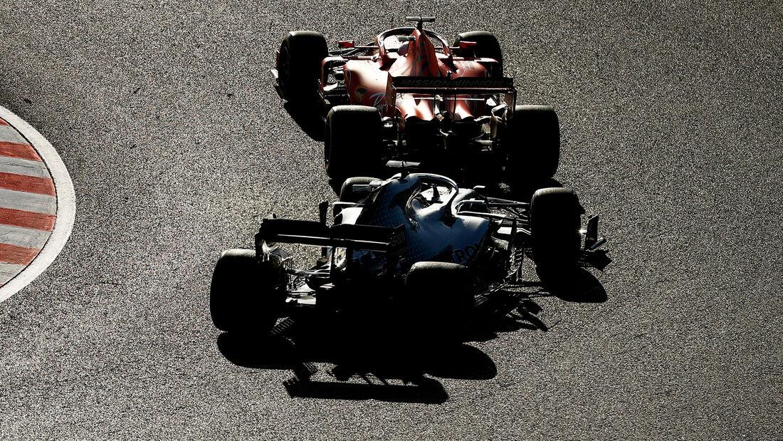 Ferrari - Mercedes - GP Japan - Suzuka