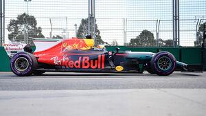 Ferrari Mercedes Red Bull Morph - F1 - 2017