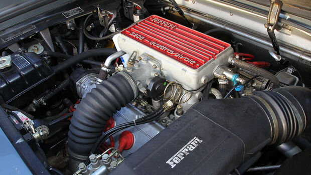 Ferrari Mondial 1. Generation