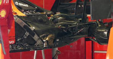 Ferrari-Motor - GP Spanien 2019
