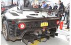 Ferrari P4/5 Competizione, Diffusor