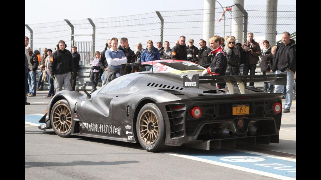 Ferrari P4/5 Competizione, VLN, Nürburgring