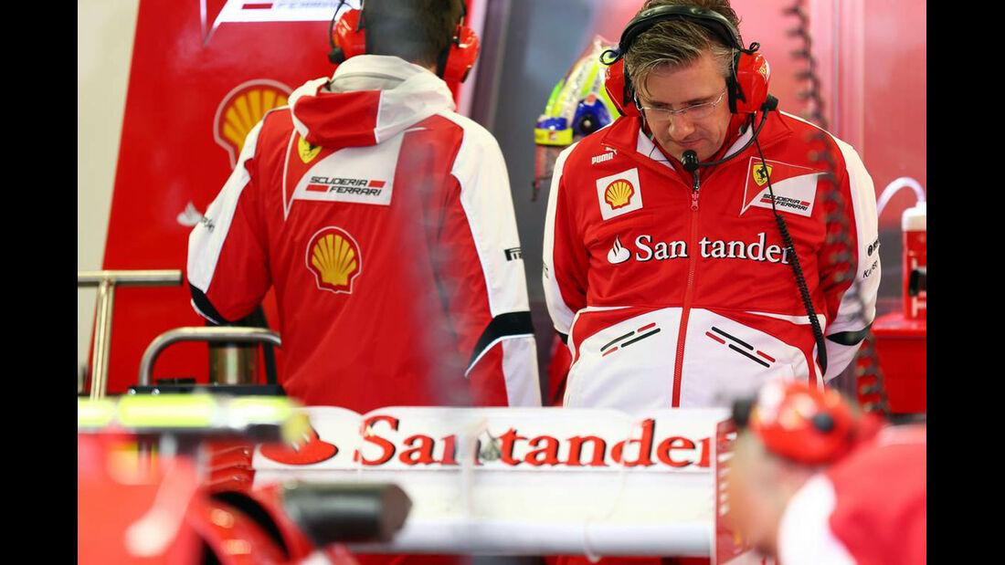 Ferrari Pat Fry - Formel 1 - GP England - 28. Juni 2013