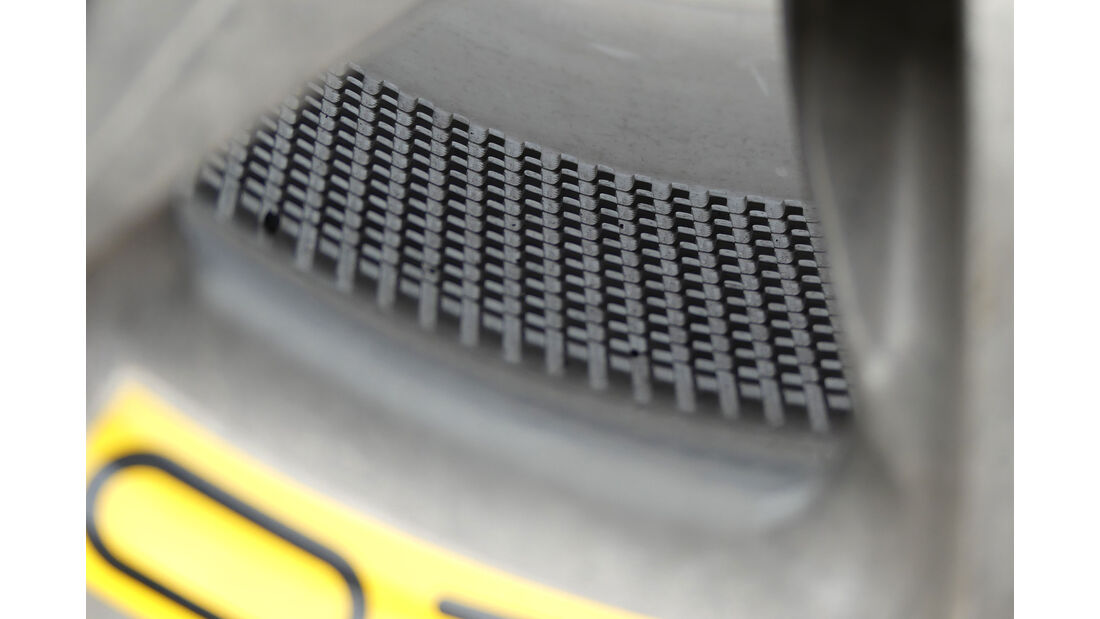 Ferrari - Pirelli-Reifen - GP Russland - Sotschi - Formel 1 - Mittwoch - 26.09.2018