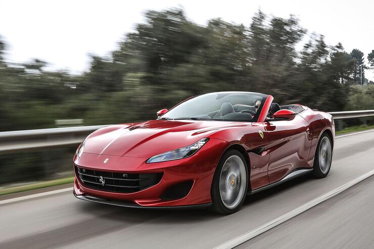 Ferrari Portofino 2018 Infos Daten Marktstart Preis Fahrbericht Auto Motor Und Sport