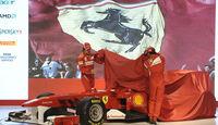 Ferrari Präsentation 2011