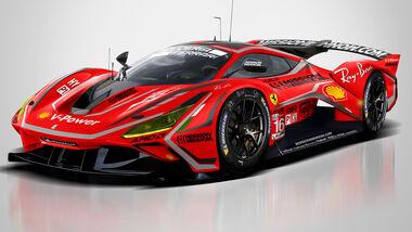 Ferrari - Prototyp - Concept