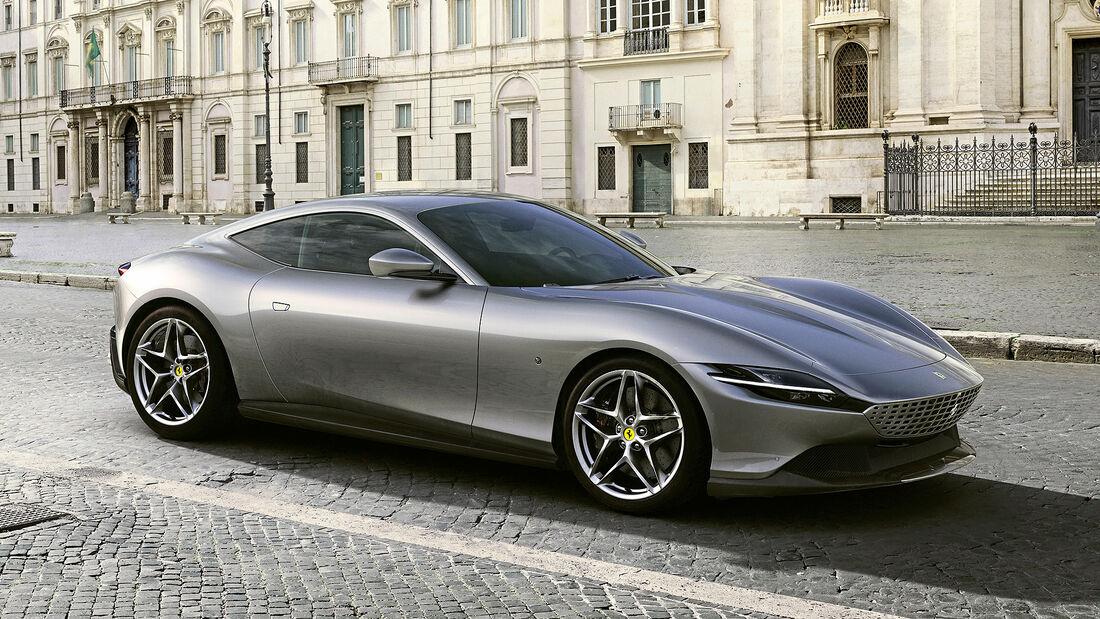Ferrari Roma, Autonis 2020