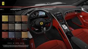 Ferrari Roma Konfigurator