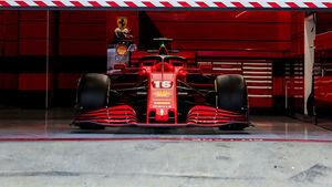Ferrari - SF1000 - F1-Test Barcelona 2020