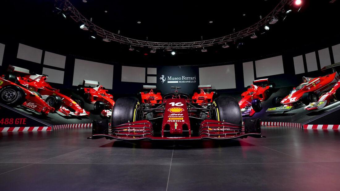 Ferrari - SF1000 - Spezial-Lackierung - GP Toskana - Mugello - 2020